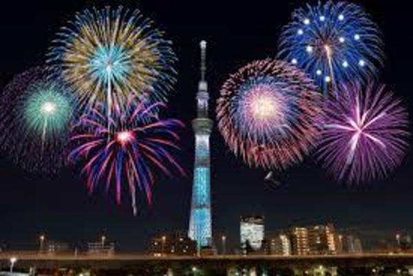 7月28日 隅田川花火大会の日の営業案内