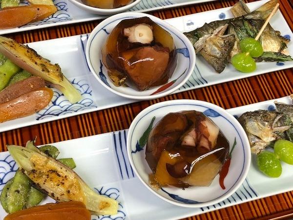 芋・たこ・南瓜(なんきん)